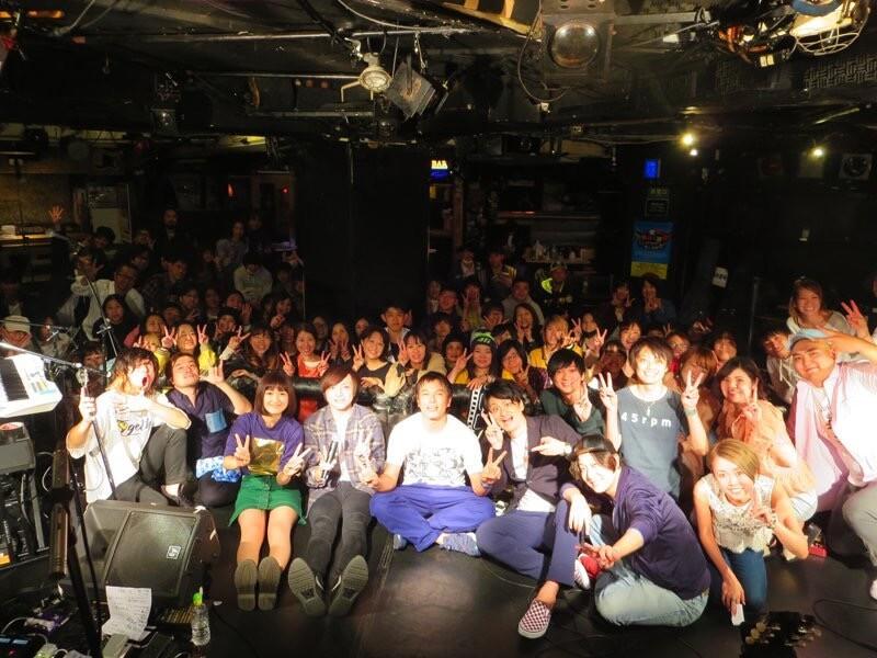 木谷雅 企画 チャリティライブ2018「OTAGAISAMA」渋谷la mama
