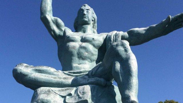 平和祈念像  長崎