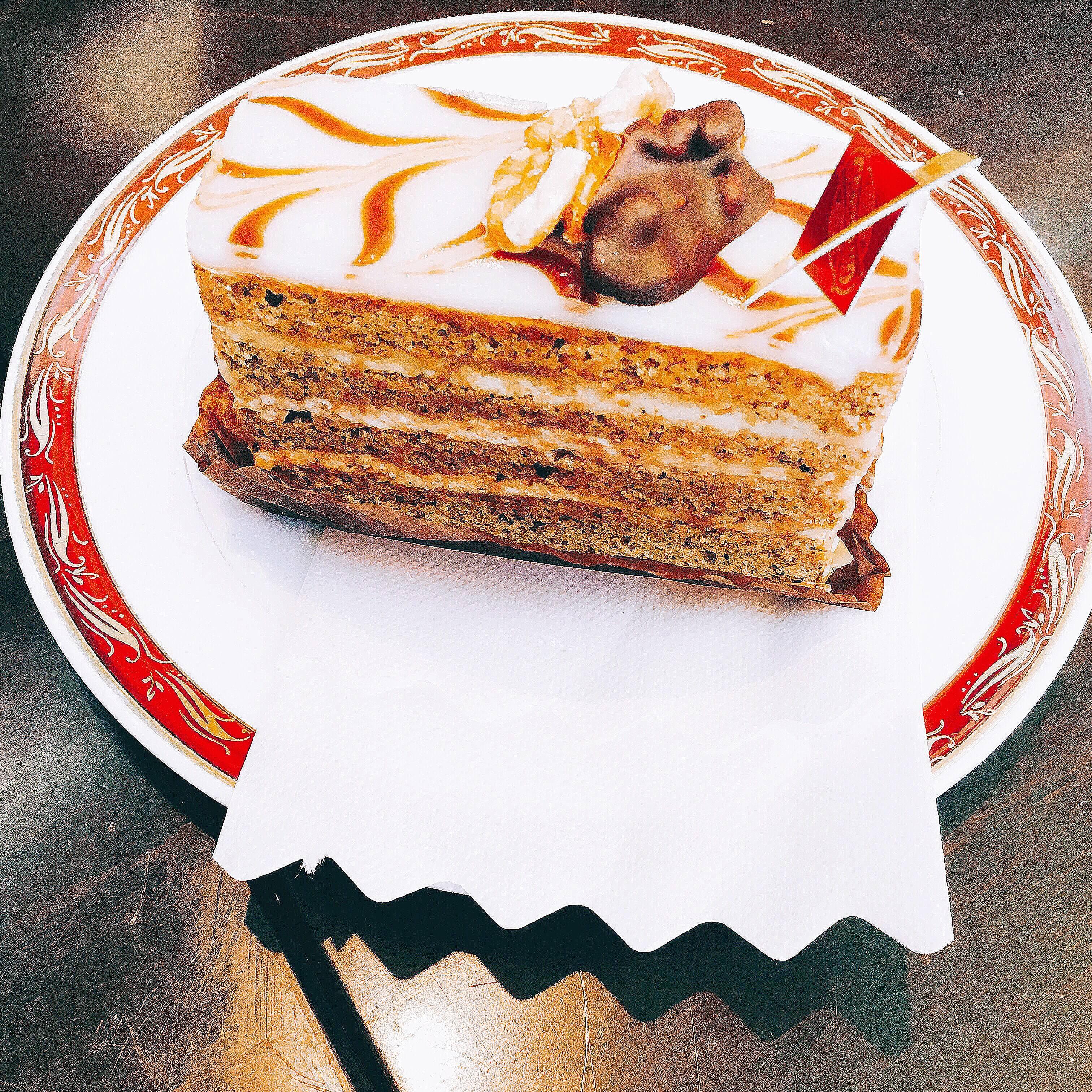 ジェルボー ケーキ
