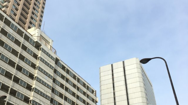 青山一丁目から渋谷