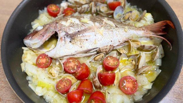 アクアパッツァ レシピ